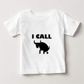 i call it bull strength baby T-Shirt