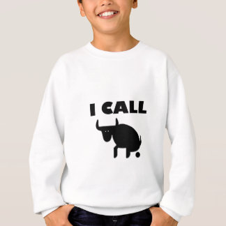 i call it bull strength sweatshirt