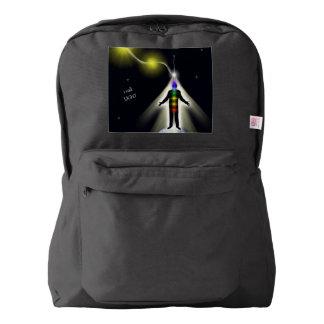 I Call Light 2 Backpack