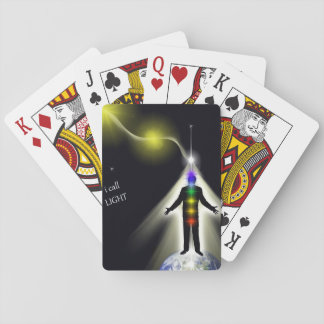 I Call Light 2 Playing Cards