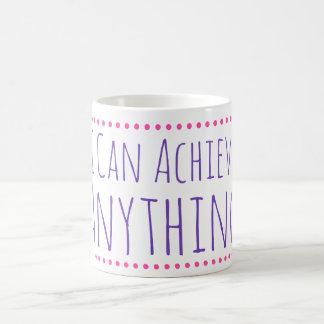 I Can Achieve Anything Mug