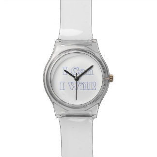 I Can and I Will Wristwatch