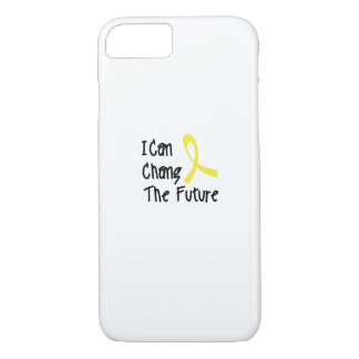 I Can Chang Future Childhood Cancer Awareness iPhone 8/7 Case