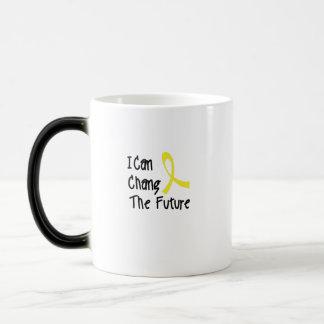 I Can Chang Future Childhood Cancer Awareness Magic Mug