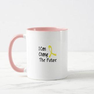 I Can Chang Future Childhood Cancer Awareness Mug