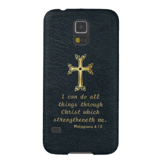 I can do all things through Christ Galaxy S5 Cases