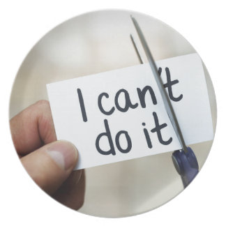 I can do it plate