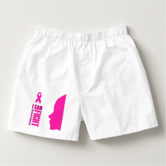 I can fight breast cancer- support women boxers