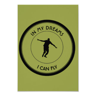 I CAN FLY CARD