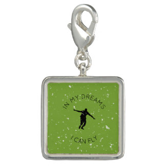 I CAN FLY CHARM