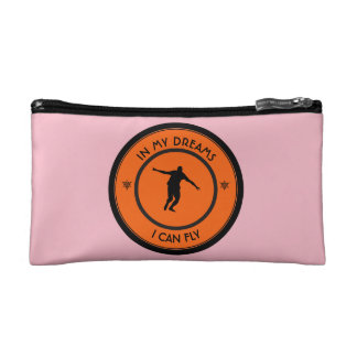 I CAN FLY COSMETIC BAG