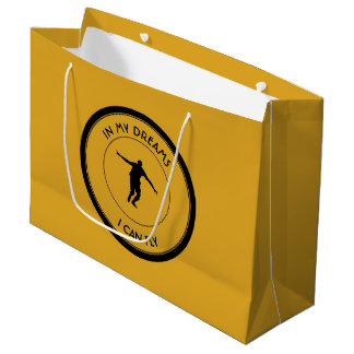 I CAN FLY LARGE GIFT BAG