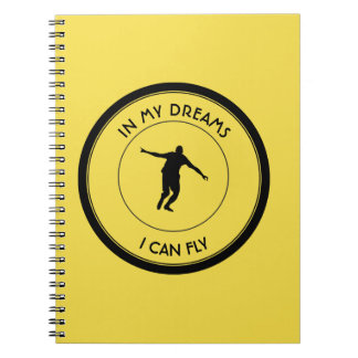 I CAN FLY NOTEBOOK