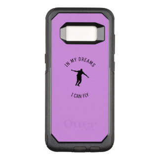 I CAN FLY OtterBox COMMUTER SAMSUNG GALAXY S8 CASE