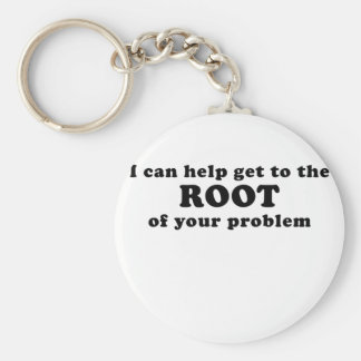I can Help get to the Root of your Problem Keychain
