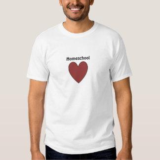 I can Homeschool T-shirts