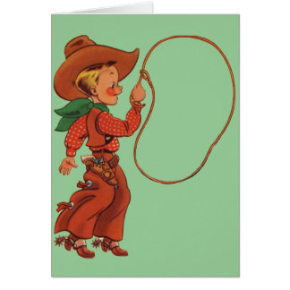 I Can Lasso Card