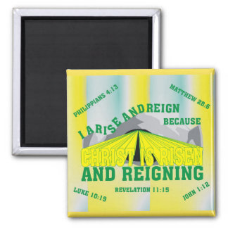 I Can Rise & Reign Magnet