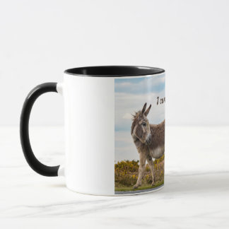 I can still see you! mug