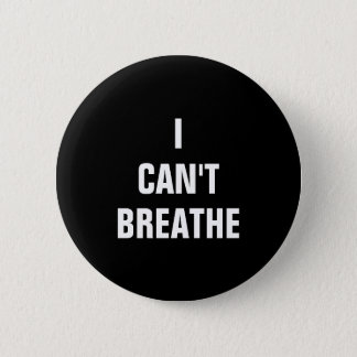 I can't breathe pin