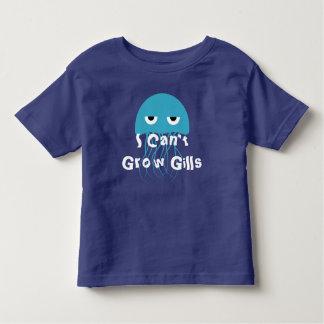 I can't grow Gills Toddler T-shirt