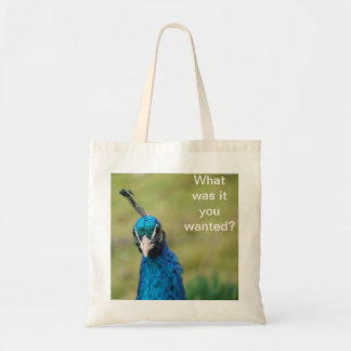 I can't remember tote bag