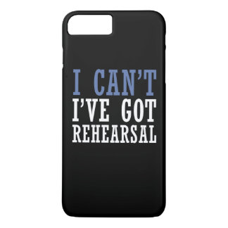 I Can't - Theater iPhone 7 Plus Case