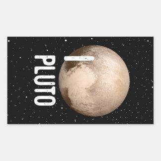 I Cardiac Pluto Sticker