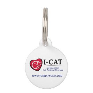 I-CAT pet tag