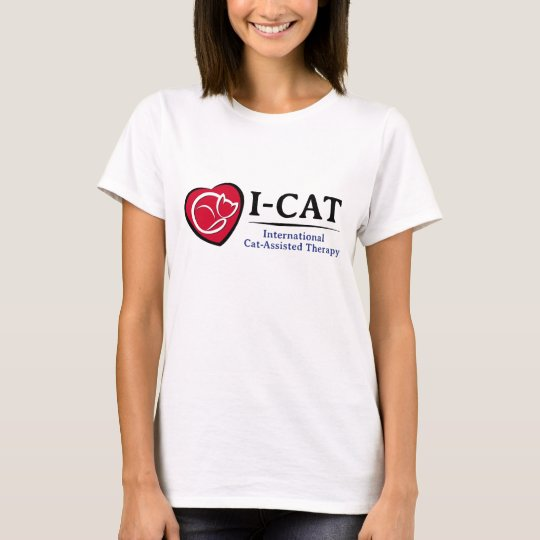 I-CAT shirt logo: full front