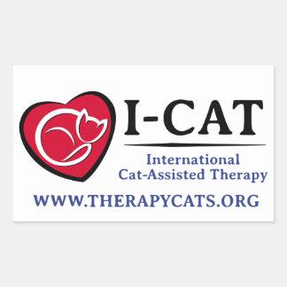 I-CAT sticker