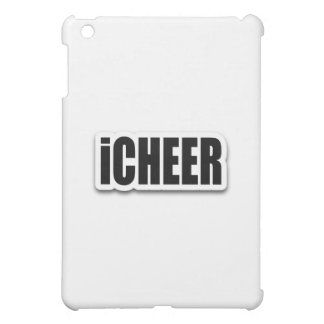 I CHEER iPad MINI COVER