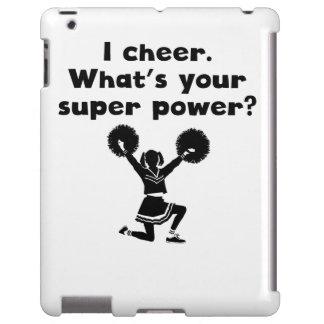 I Cheer Super Power