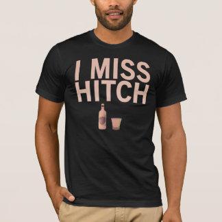 I chemises de Mlle Hitch (lumière sur l'obscurité) T-shirt