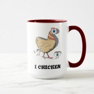 I Chicken 2017 Mug