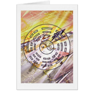 I Ching Card