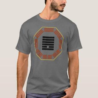 """I Ching Hexagram 13 T'ung Jen """"Fellowship"""" T-Shirt"""