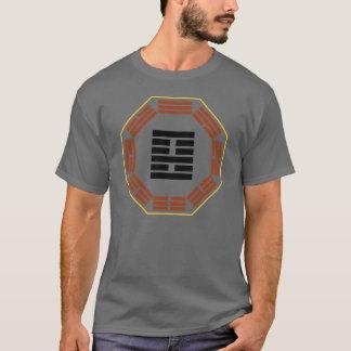 "I Ching Hexagram 22 Pi ""Adoring"" T-Shirt"