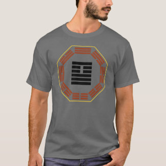 "I Ching Hexagram 26 Ta Ch'u ""Great Accumulating"" T-Shirt"