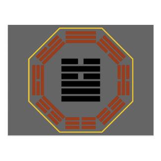 "I Ching Hexagram 5 Hsu ""Waiting"" Postcard"