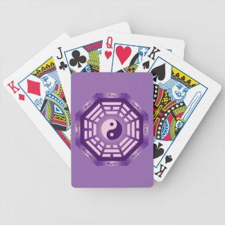 I Ching Yin Yang Bicycle Playing Cards