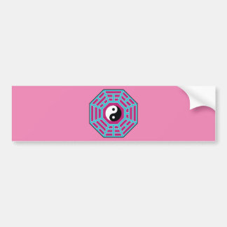 I Ching Yin Yang Bumper Sticker