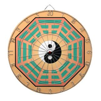 I Ching Yin Yang Dartboard