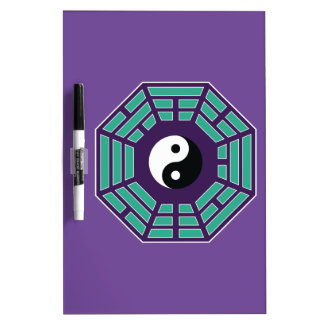 I Ching Yin Yang Dry Erase Board
