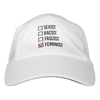 I choose Feminist over Fascist - Hat