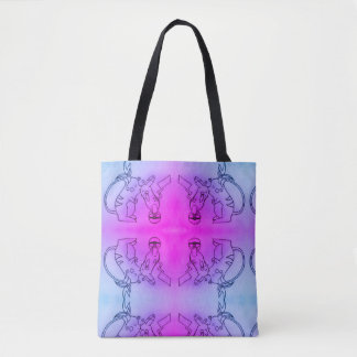 I choose you tote