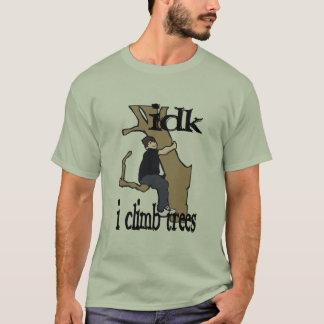i climb trees T-Shirt
