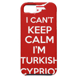 I Cnt Keep Calm Im Turkish Cypriot iPhone 5 Cases