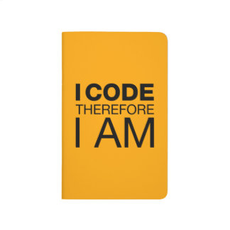 I Code Therefore I Am Journals