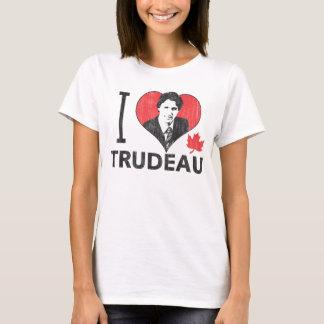 I coeur Trudeau T-shirt